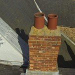 Aerial survey of chimney - Survey Drones